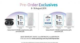 Samsung Galaxy 10+ 2019; Harga dan Spesifikasi