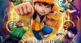 Lima hari tayangan. Boboiboy Movie 2 kutip RM 9.9 juta
