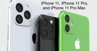 Apple iPhone 11 akan datang September ini
