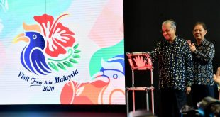 Muat Turun Logo Lengkap Visit Malaysia 2020